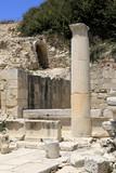 old antuque column