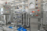 Factory and industrial production plant for the manufacture of beverages - 125391898
