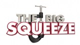 The Big Squeeze Words Clamp Vice Pressure 3d Animation