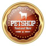 Pet Shop badge