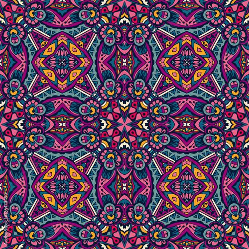 kolorowy-kwiatowy-wzor-bezszwowe-etniczne-ornament