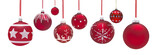 Group of Baubles hanging - 125506201