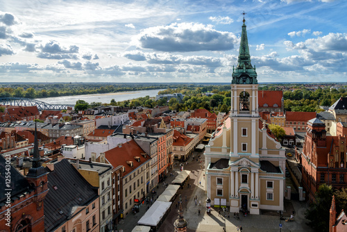 Fototapeta Altstadt von Torun