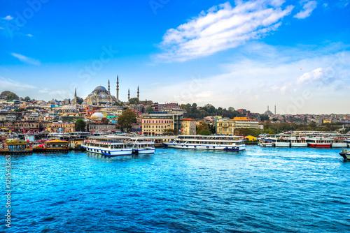 Poster Istanbul, Turkey.