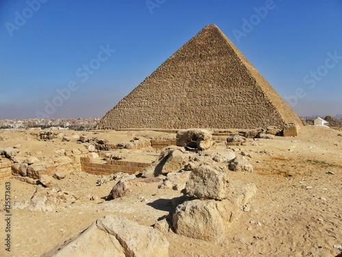 Egyptian Pyramids of Giza