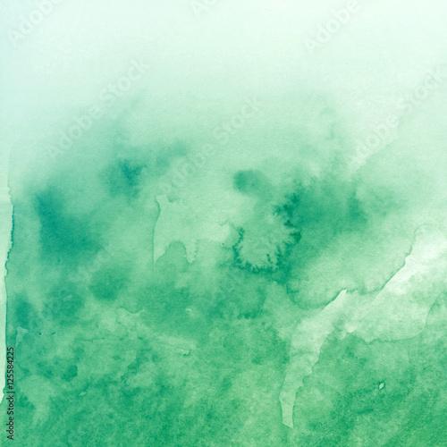 Watercolor blot - 125584225