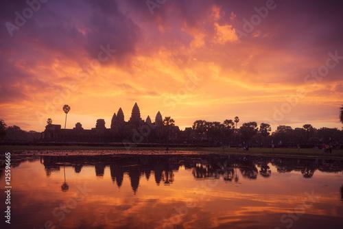 Angkor Wat, Siem Reap, Cambodge