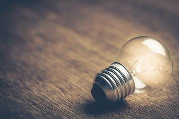 Small Light Bulb © patpitchaya