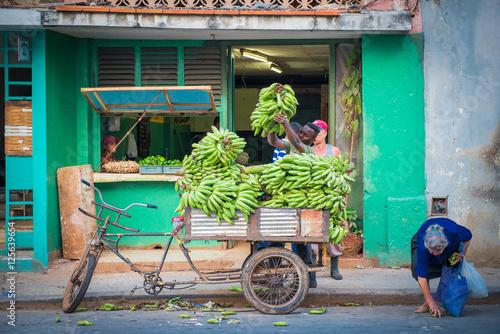 Spoed canvasdoek 2cm dik Havana Havana, Cuba
