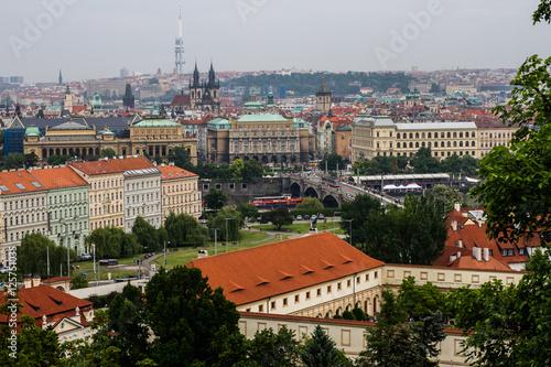 Poster Prag Prague Praha