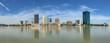 Panorama of the Toledo skyline