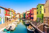 Burano island near Venice, Italy - 125826277