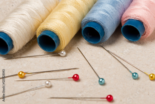 Poster Sewing threads