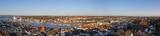 Panoramablick über Flensburg - 125845254