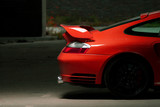 Luxus Auto Sportwagen, Rennauto für die Straße