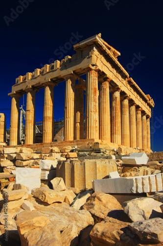 Fotobehang Athene Parthenon