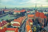 Miasto Wrocław - panorama