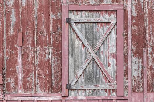 Old Red Barn Door Buy Photos Ap Images Detailview