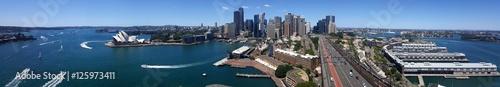 Foto op Canvas Sydney Sydney City