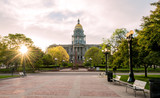 Front of the Colorado capital building - 126020093