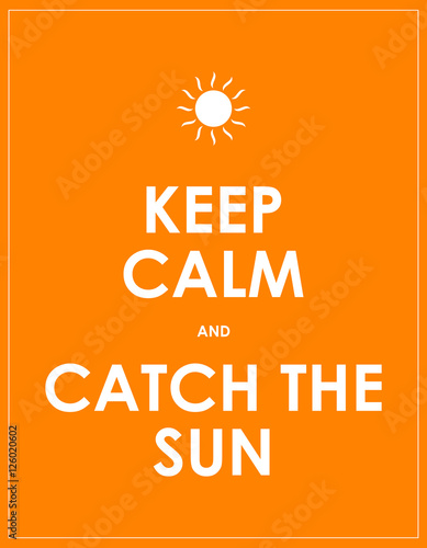 special summer modern motivational background Poster