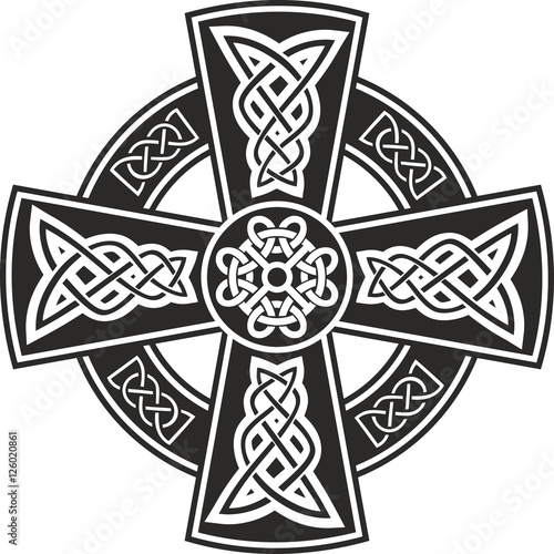 Celtic cross © SS1001