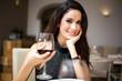 Fototapete Trinken - Wein -