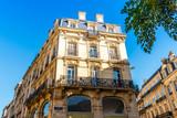 Façades à Bordeaux, Gironde, Aquitaine, Nouvelle-Aquitaine, France - 126028456