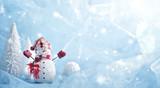 Fototapety Christmas card