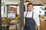 Fototapety New small business