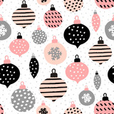 Seamless Christmas Pattern - 126079264
