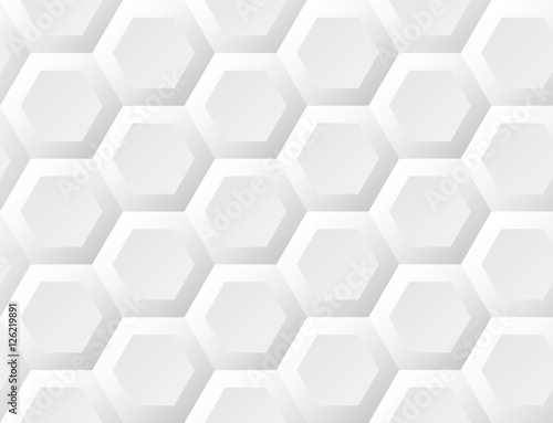 Vector geometric abstract background - 126219891