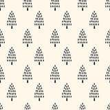seamless tree pattern - 126221614