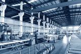 Aluminum alloy production workshop - 126244642