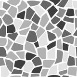 Abstract mosaic pattern seamless stone pattern - 126251412