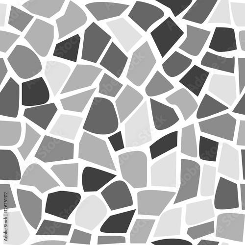 Streszczenie wzór mozaiki kamienny wzór