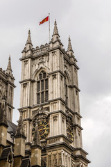 Westminster Abbey (Collegiate Church of St Peter at Westminster). London.