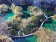 Quadro Laghi di Plitvice, Croazia