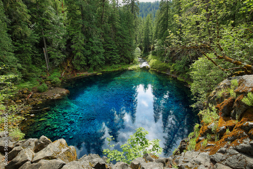 Clear Blue Tamolitch Pool Buy Photos Ap Images Detailview