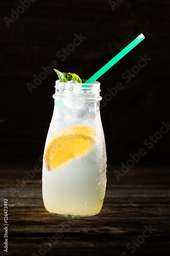Poster selbstgemachte Limonade