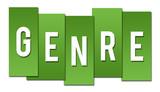 Genre Green Stripes