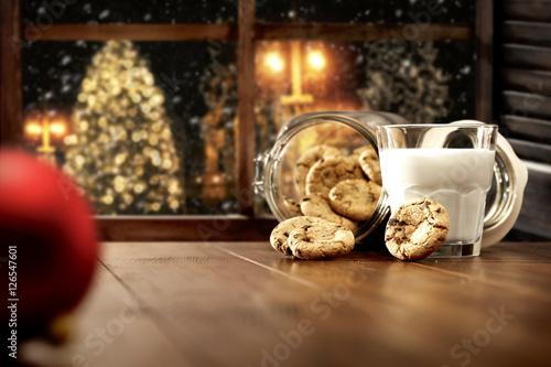 Poster christmas cookies