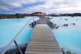The Blue Lagoon geothermal spa is one of the most visited attractions in Iceland - 126555659