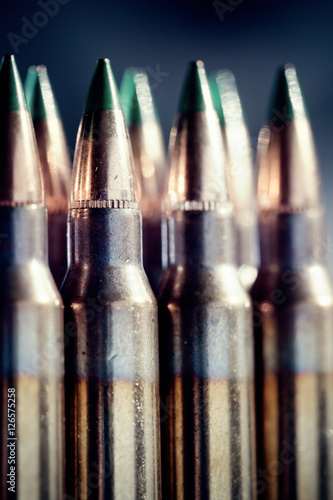 Poster Bullets