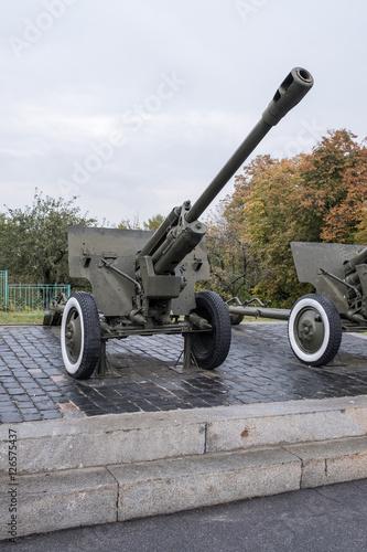 Poster Waffen und Kriegsmaterial