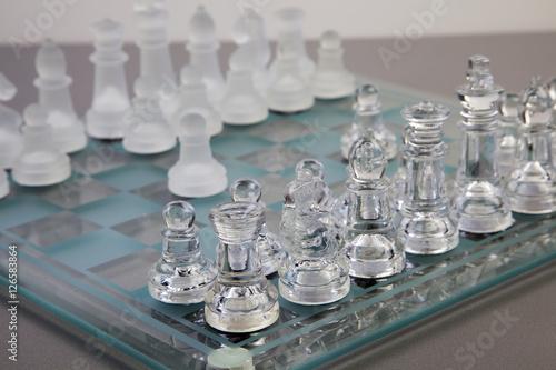 Zdjęcia Schachpartie