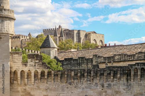 Avignon palais des papes Poster