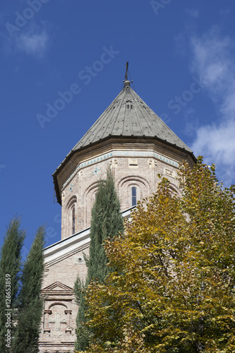 Poster Georgia-Tbilisi