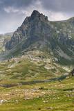 Rila Mountain near The Seven Rila Lakes, Bulgaria