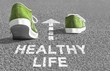Quadro The way to a Healthy Life